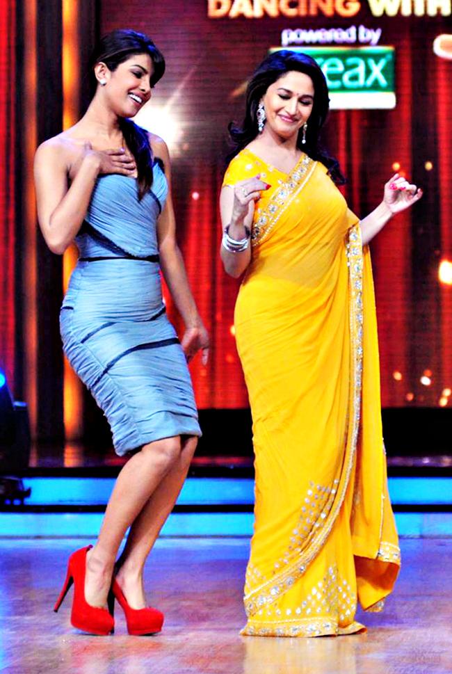 Priyanka, Madhuri