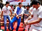 IPL PICS: Delhi Stars Dance in Raipur