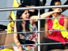 PICS: 'Cheerful' Sakshi Dhoni in Kolkata