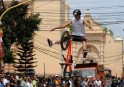 Crazy Cycling Stunts