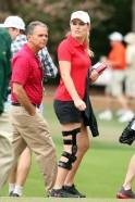 Lindsey Vonn Reveals Her 'Broken' Leg