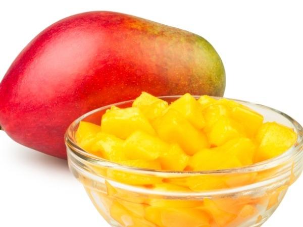 Mango Health Benefits: Healthy Reasons to Eat Mangoes : Skin Cleaner