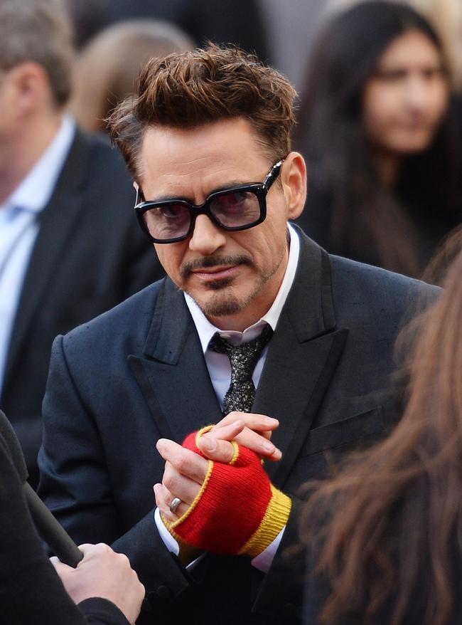 Iron Man 3 - Special Screening - Arrivals