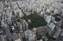 Aerial Views of Sao Paulo