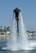 Jetpack Personal Flight System