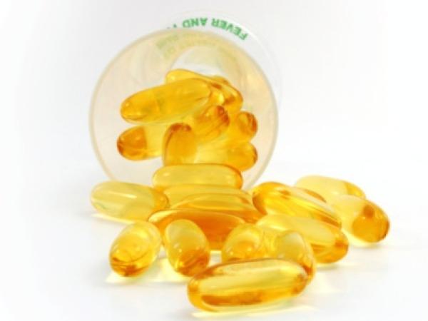 Daily evening primrose oil pills