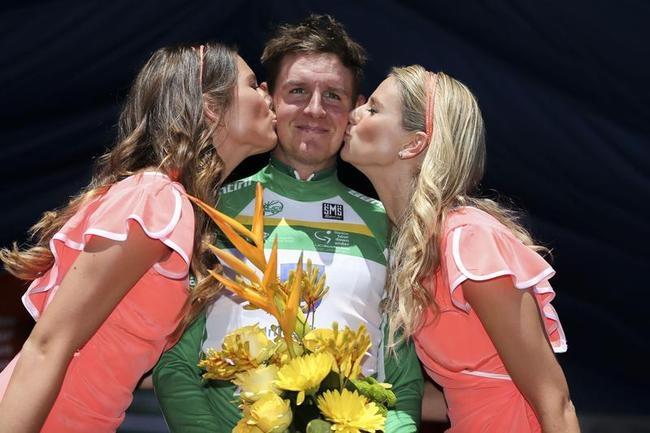 Lucky Cyclist