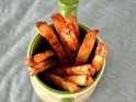 IPL Party Snack # 1: Baked Oven Fries