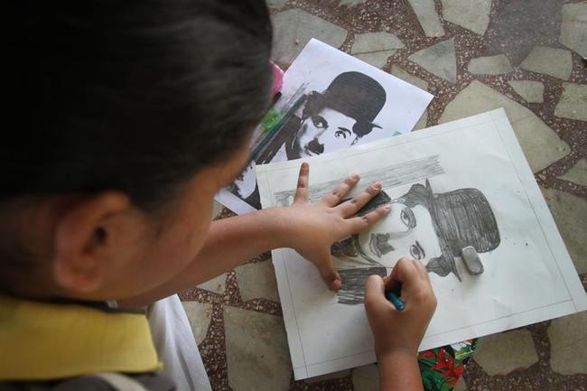 Gujarat Celebrates Charlie Chaplin
