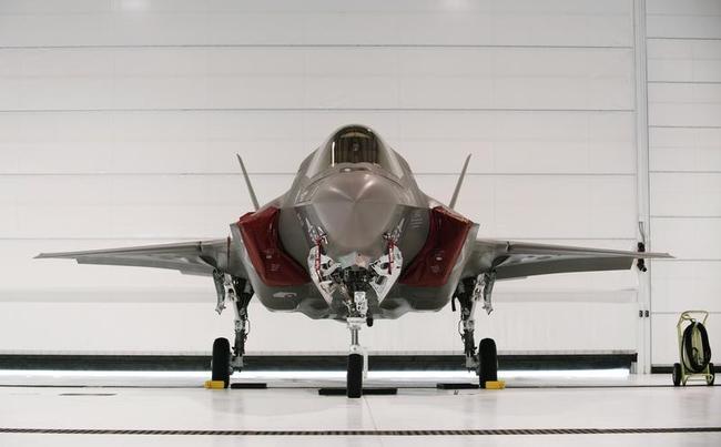 Pentagon's F-35 Fighter Jets