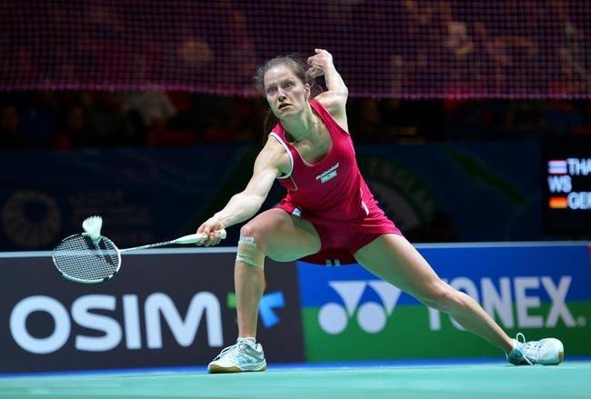 Easy Win for Juliane Schenk