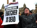 Celebrating Margaret Thatcher's Death