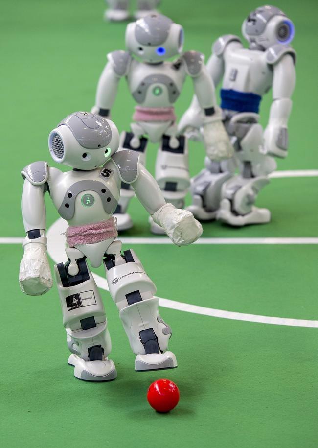 Robocup German Open Robots Soccer Tournament 2013