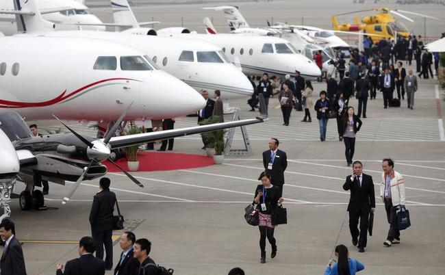 Shanghai International Business Aviation Show