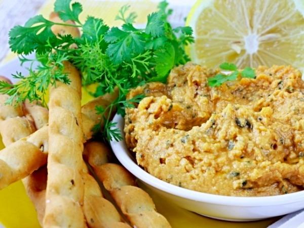 IPL Party Snack # 10: Hummus