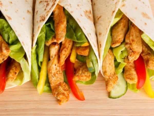 IPL Party Snack # 3: Vegetarian Fajitas