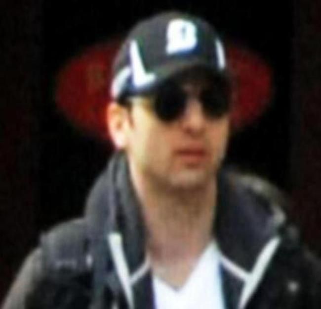 FBI Releases Images Of Boston Marathon Bombing Suspects