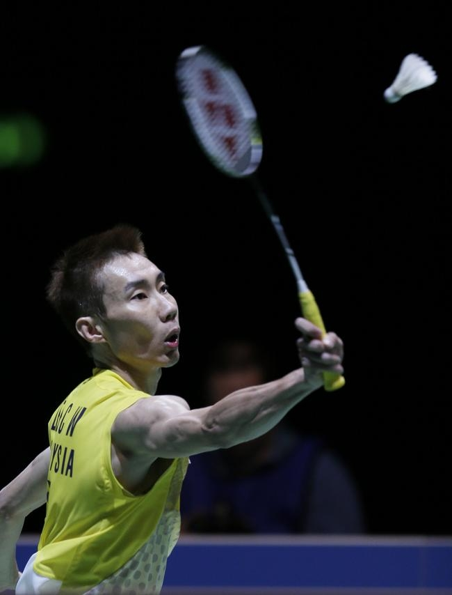 Lee Chong Wei's Easy Outing