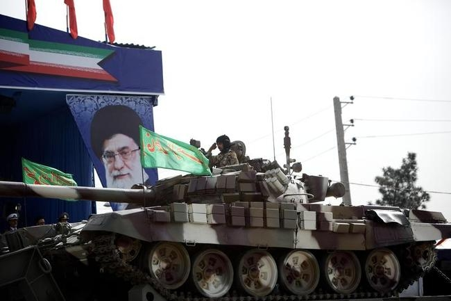 Iran's Military Might