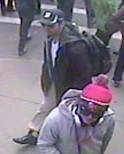 FBI Release Images Of Boston Marathon Bombing Suspects