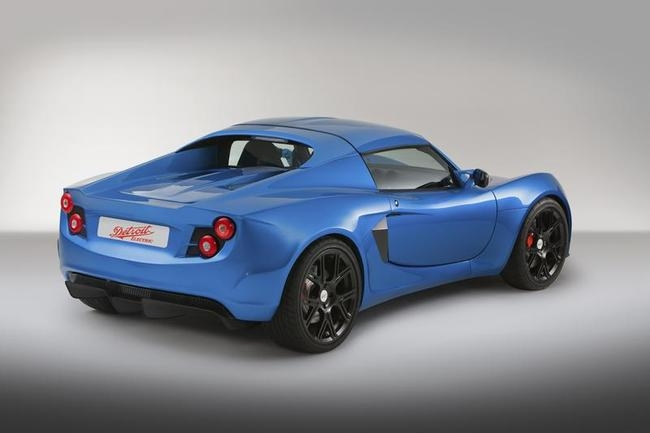 World's 'Fastest' All-Electric Sports Car