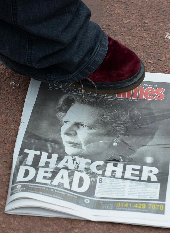 Celebrating Margaret Thatcher