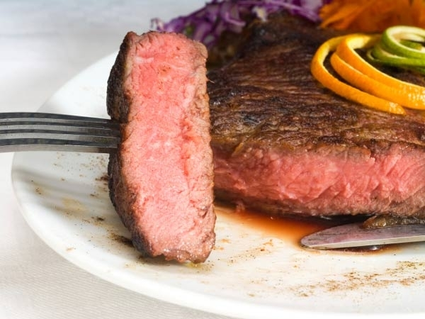 Simple Way to Prevent Cancer # 13: Eat less meat