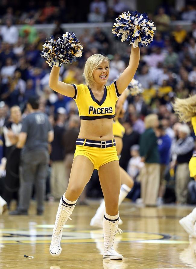 Indiana Pacers Cheerleaders