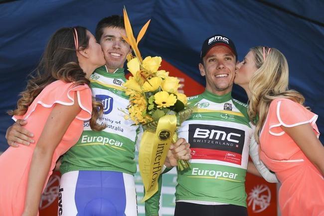 Lucky Cyclists