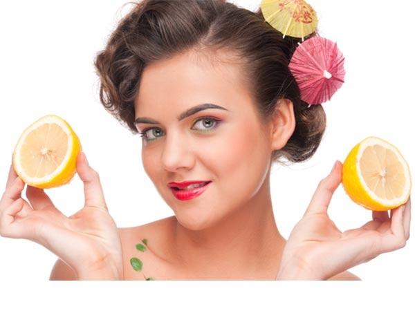 Home Remedy to get rid of Dandruff: Lemon wash