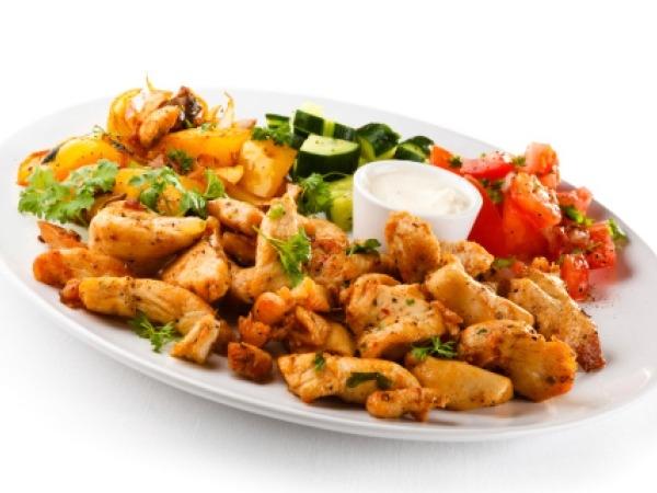 IPL Party Snack # 6: Coconut Chicken Nuggets