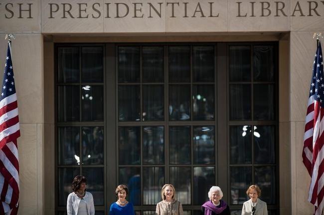 US-POLITICS-MUSEUM-HISTORY