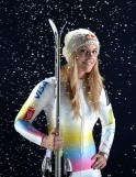 Lindsey Vonn's Sporty Photoshoot
