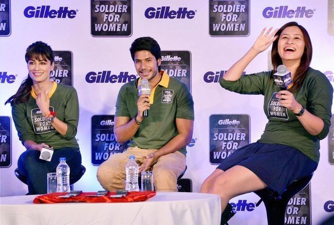 Sundeep Kishan, Jwala Gutta, and Chitrangada Singh