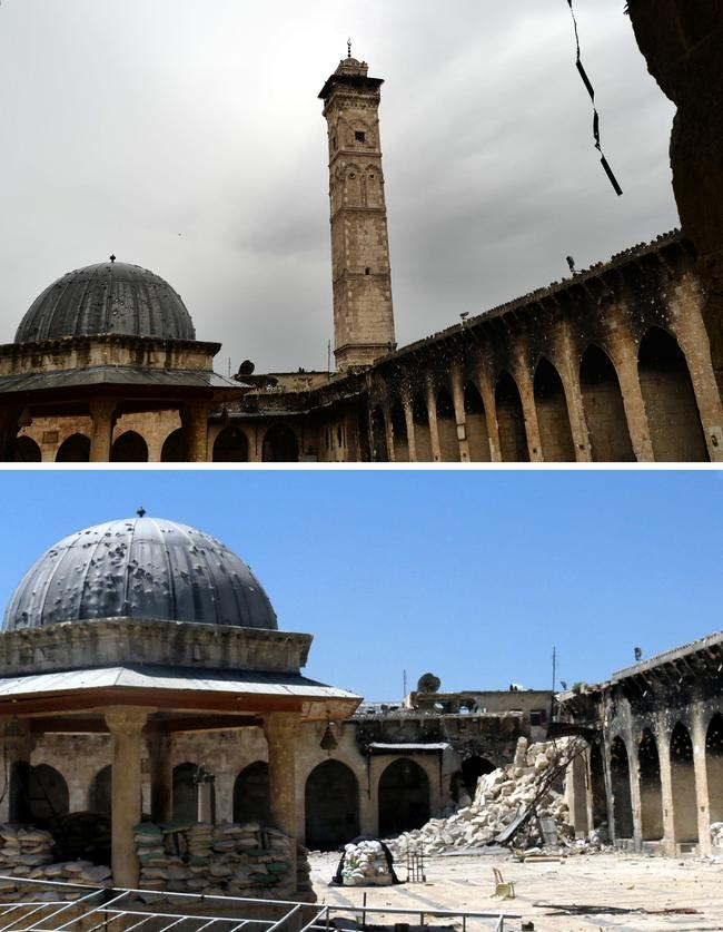 Syria: Fighting Destroys UNESCO World Heritage Site