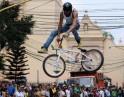 Crazy Cycling Stunts