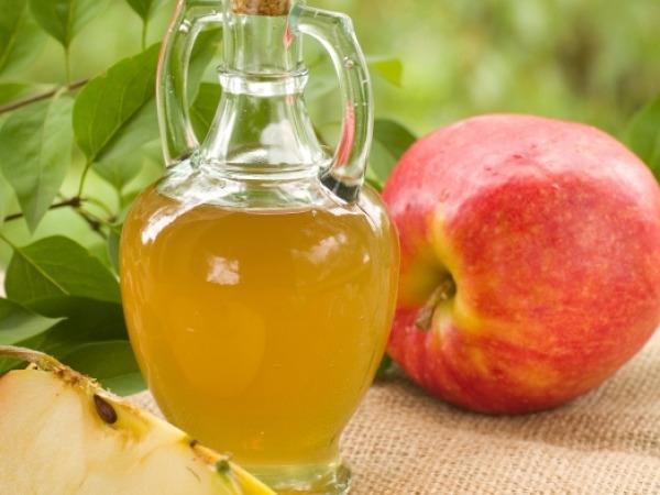 High Uric Acid Diet: Apple cider vinegar