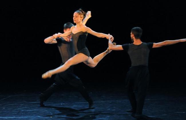 Sensual Bohemian Ballet
