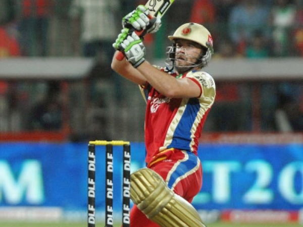 Fit IPL Player # 6: AB de Villiers