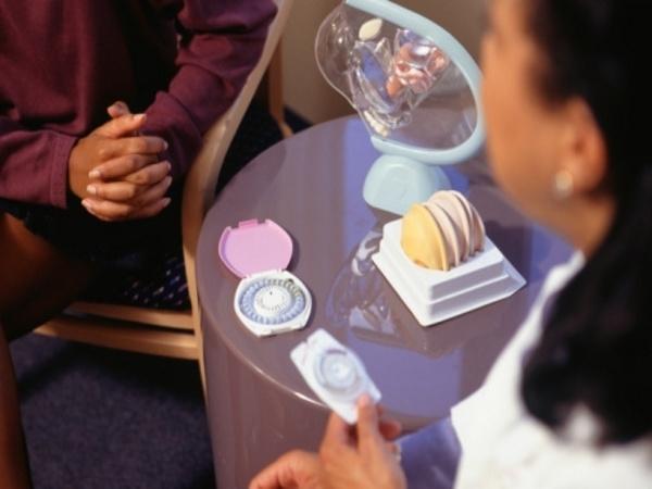 Menopause: birth control