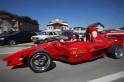 Homemade Formula One Racing Car