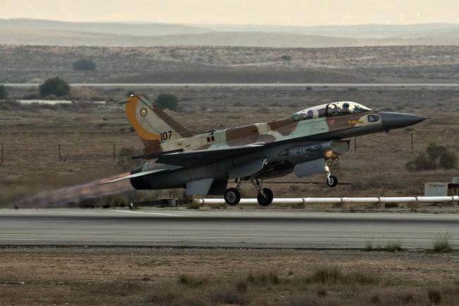 Israeli Air Power