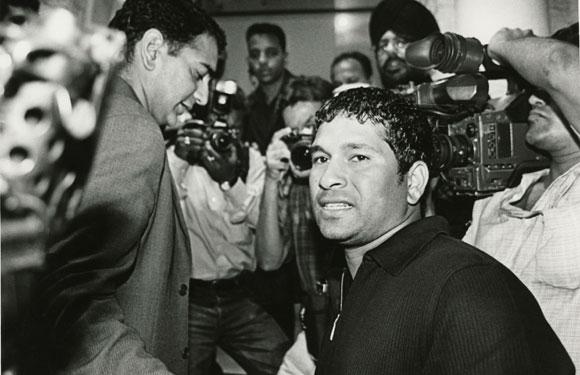 Sachin Tendulkar Sanjay Narang