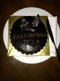 Wrap up party for Raanjhnaa