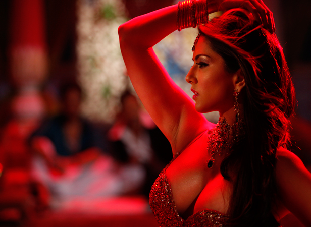 Sunny Leone  Courtesy: Filmfare