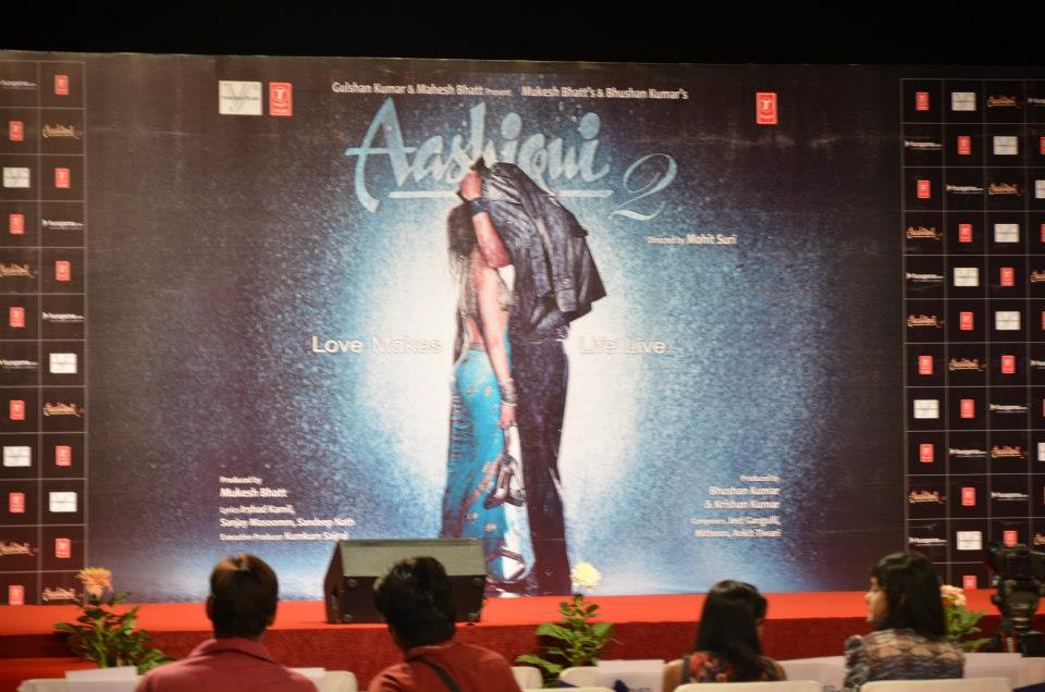 Aashiqui 2 music launch
