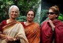 Waheeda Rehman, Asha Parekh, Helen