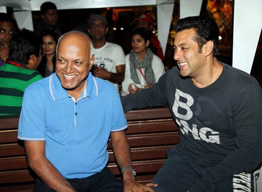 Mr. Shetty, Salman Khan
