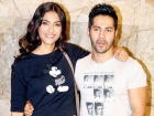 Sonam Kapoor, Varun Dhawan