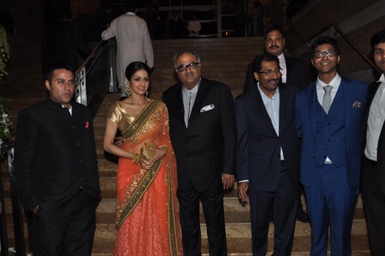 Sridevi, Boney Kapoor